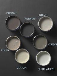 Meer dan 1000 idee n over grijze verf op pinterest benjamin moore verfkleuren en grijze - Grijze verf ...
