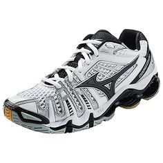 Mizuno Womens Wave Tornado 8 Volleyball Shoes White 6   You can get  additional details at 771df5f5bc