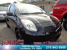 First look!  2008 Toyota Yaris  just added to inventory!  http://p.dsscars.com/JTDJT923785172757