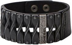 Diesel DXM0579 Biker Herren Leder-Armband - Testberichte und Preisvergleich von Shops