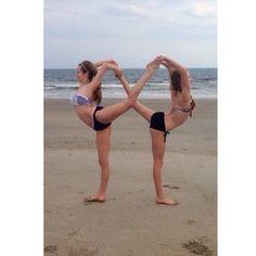 2 person stunts on pinterest  stunts yoga challenge and