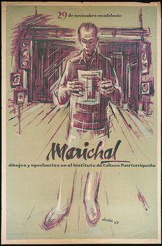 Poster for Carlos Marichal ( Lorenzo Homar )