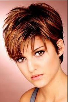I haven't had a short haircut since college, I think this year I might do something like this to celebrate being a mom of THREE!