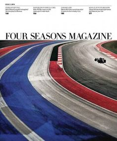 Discover how casual classics—think sneakers, sandwiches, beer—can be elevated to a standard of luxury. Traditional Russian dishes become elegantly innovative cuisine, Formula One looks to the future, and LA is rejuvenated with fresh energy and ideas. Find this and more in this issue of Four Seasons Magazine.