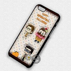 Chibis Halloween Day Supernatural - iPhone 7 6 5 SE Cases & Covers
