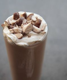 This yummy Bittersweet Chocolate Malted Milkshake Recipe is utterly delicious!