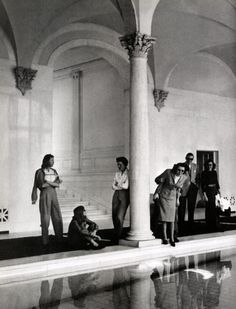 vincent astor's nyc pool