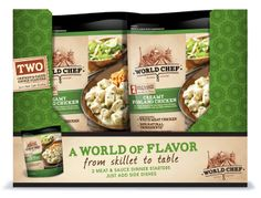 World Chef on Packaging of the World - Creative Package Design Gallery