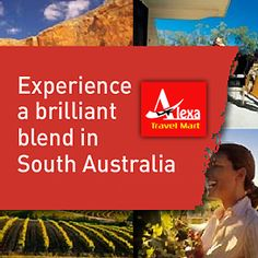 Travel Australia with Alexa Travel Mart