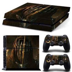 Middle earth Shadow of War ps4 skin decal for console and 2 controllers