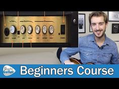 YouTube - Beginners course on amp settings for guitar practice