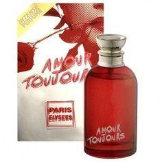 Amour Toujours Eau de Toilette Paris Elysees - Perfume Feminino - 100ml