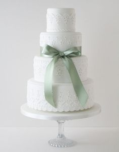 Green Wedding Cakes-1