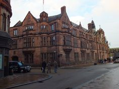 The Council House was built in 1913-1917.