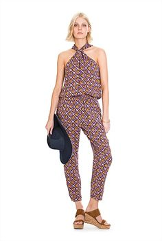 Halterneck Jumpsuit Casual Dresses For Women, Clothes For Women, Halter Neck, Formal, My Style, Shopping, Summer 2015, Jumpsuits, Country