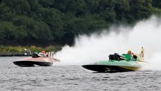 Miss Wahoo and Miss Bardahl Cool Boats, Tri Cities, Pickle, Race Cars, Engineering, Racing, Pairs, Vintage, Drag Race Cars