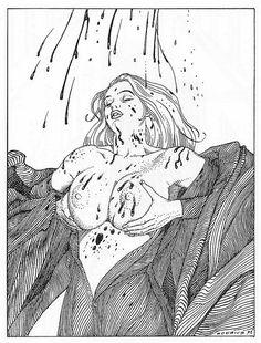 Cultura Inquieta - Moebius fue un excepcional artista de cómic e ilustración