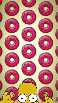 Dope Donut Wallpaper Watches Pinterest Donuts
