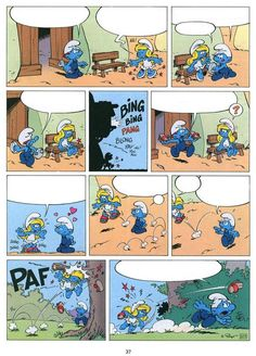 Smurfette's new shoes (from smurfs official comics) Language Lessons, Speech And Language, Teaching French, Teaching English, Story Starter, Co Teaching, Smurfette, French Classroom, Kids Play Area
