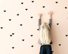 A Wall of Hearts | Little Gatherer