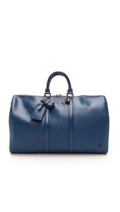 What Goes Around Comes Around Louis Vuitton Epi Keepall Bag 7765179f8e1d7