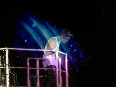 Justin in the stars