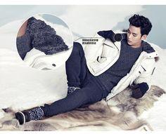 nice Kim Soo Hyun wonderful for Beanpole Outdoor 2014