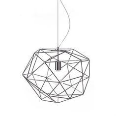 Diamond Pendelleuchte - Chrom - Globen Lighting