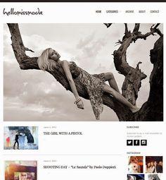 HelloMissModa: Welcome to my new website