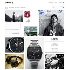 12 Examples of Minimal & Clean E-Commerce Design