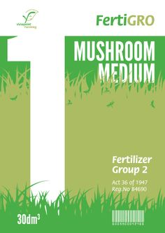 Fertilizer Packaging - FertiGRO - Front  http://viewpointfarming.co.za