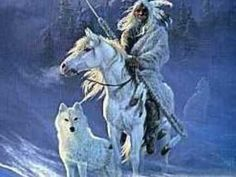 Calling Snow from the 2006 CD Winter Colors available on-line everywhere. The lower flute is the Earth calling the first snow of the season. The higher flute. Native American Horses, Native American Music, Native American Images, Native American Wisdom, American Spirit, Native American History, Native Indian, Native Art, Indian Art