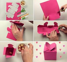 Easy Paper Diy Tutorials