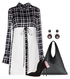 Untitled #6691 by lisa-holt on Polyvore featuring polyvore fashion style Dsquared2 MM6 Maison Margiela Chanel clothing