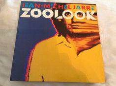 Jean-Michel Jarre – Zoolook Lp Vinyl France
