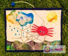 """La araña pequeñita - """"Solecito"""" School Seattle www.solecitoschool.com"""