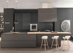 State-of-the-art kitchen design inspiration byCOCOON.com #COCOON Dutch designer…