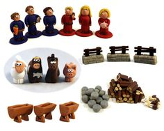 Agricola: All Creatures Big and Small Complete Set- 6 player tokens, Animals…