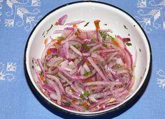 Recetas - SALSA CRIOLLA - La primera red social de comida mexicana
