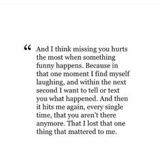I can relate so much. Where are you my friend?