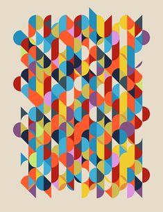More pattern / color experiments.