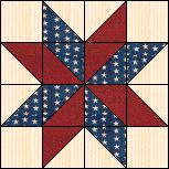 Most recent Totally Free patriotic Quilting Thoughts Free Quilt Patterns: Free Patriotic Quilt Patterns Patch Quilt, Flag Quilt, Patriotic Quilts, Star Quilt Blocks, Star Quilts, Mini Quilts, Block Quilt, Pinwheel Quilt, Blue Quilts