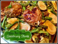 recipe salsbury steak