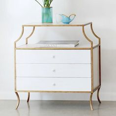$1335 - Milla Side Table by Redford House
