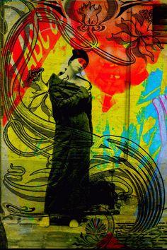 posters, art prints, cases, pillows by Sandrine Pagnoux https://www.artbox44.com/artist/sandrine-pagnoux