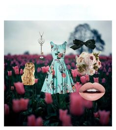 """""""Sweet Meadow Vintage"""" by xxerintheunicornxx on Polyvore featuring Chanel, ASOS, Nevermind and vintage"""
