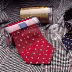 Keep Ties Looking Crisp and New, Not Rumpled and Dusty!
