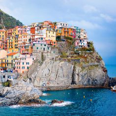 The allure of a coastal getaway drew about 250 million visitors to the Mediterranean alone in 2008 (the most recent data available), according to the UN World Tourism Organization. They come to towns like Manarola, Italy, whose cliff-side homes practically tumble into the sea. Yet on the other side of the Mediterranean await lesser-known charmers like Sidi Bou Said in Tunisia, where blue-and-white buildings line the stone streets. | via Travel + Leisure