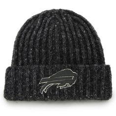 810981d748d Men s Buffalo Bills  47 Brand Charcoal Westend Cuffed Knit Hat