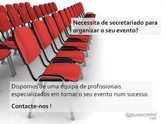 Serviços de Secretariado para Eventos